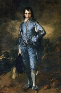 Thomas Gainsborough, The Blue Boy 1770.