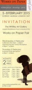 Works on Paper Art Fair